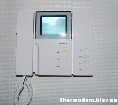 Видеодомофон Commax
