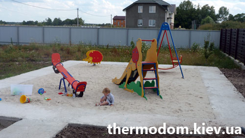 Площадка для ребенка