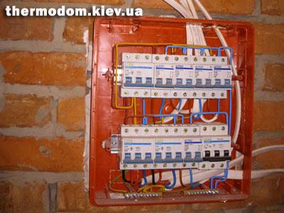 Электрический щиток