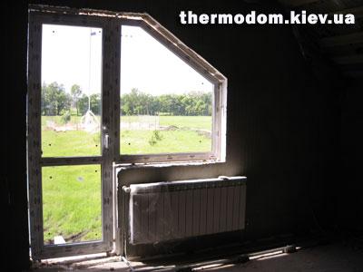 Окна в термодоме